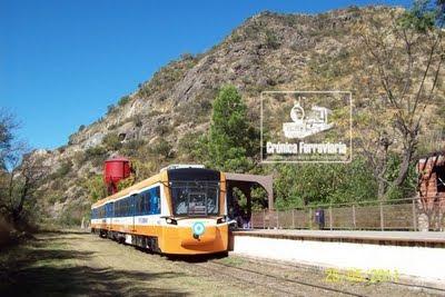 Quieren reactivar el tren de pasajeros a Deán Funes y San Francisco