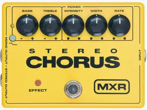 MXR M-134 Stereo Great Chorus Pedal