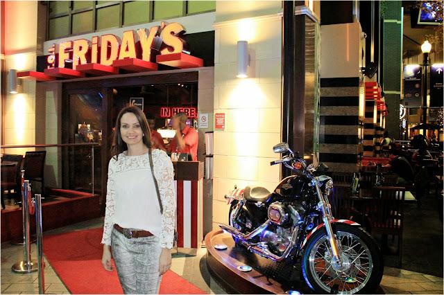 Complexo de entretenimento em Londres, onde ir em Londres, Rede Fridays