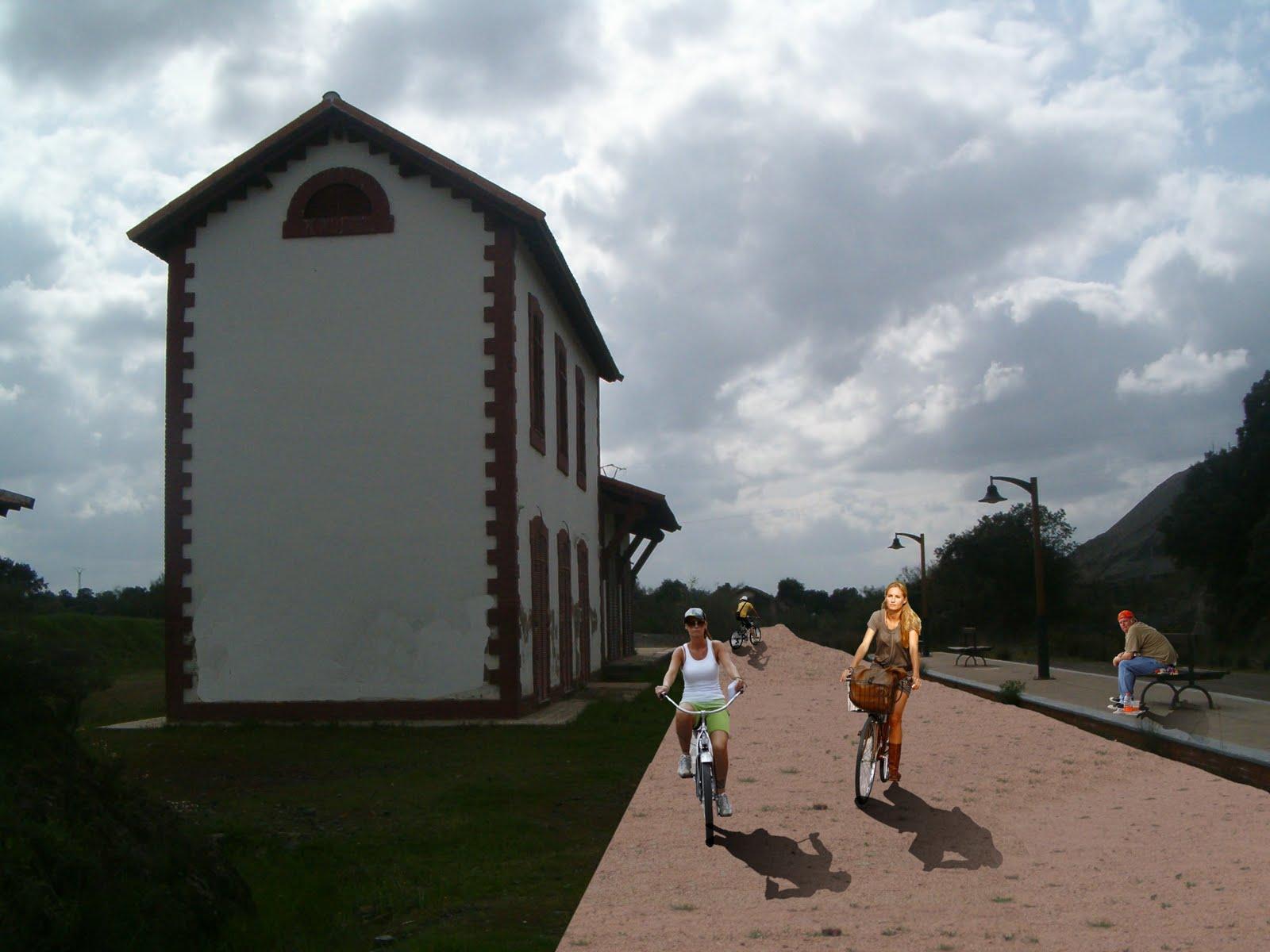 La maquinilla villanueva del duque pueblo pionero de for Villanueva del duque