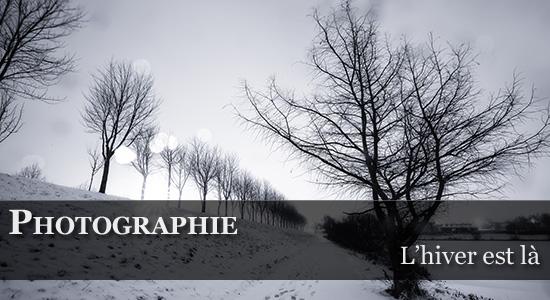 Synoptic Productions : L'hiver est là