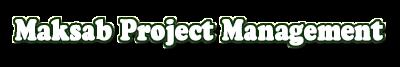 Maksab Project Management