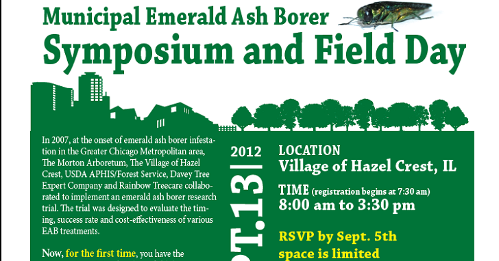 research project emerald ash borer The common name of the beetle as suggested by this discovery is the emerald ash borer ash decline research history semirc ash utilization options project.