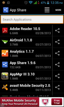 Share-app