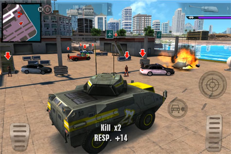Free Download Gangstar Rio City of Saints Android Game Photo