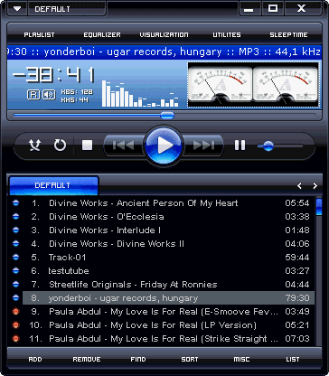 WatFile.com Download Free Download AIMP Player Latest Version - Free Download ~ Free Softwares