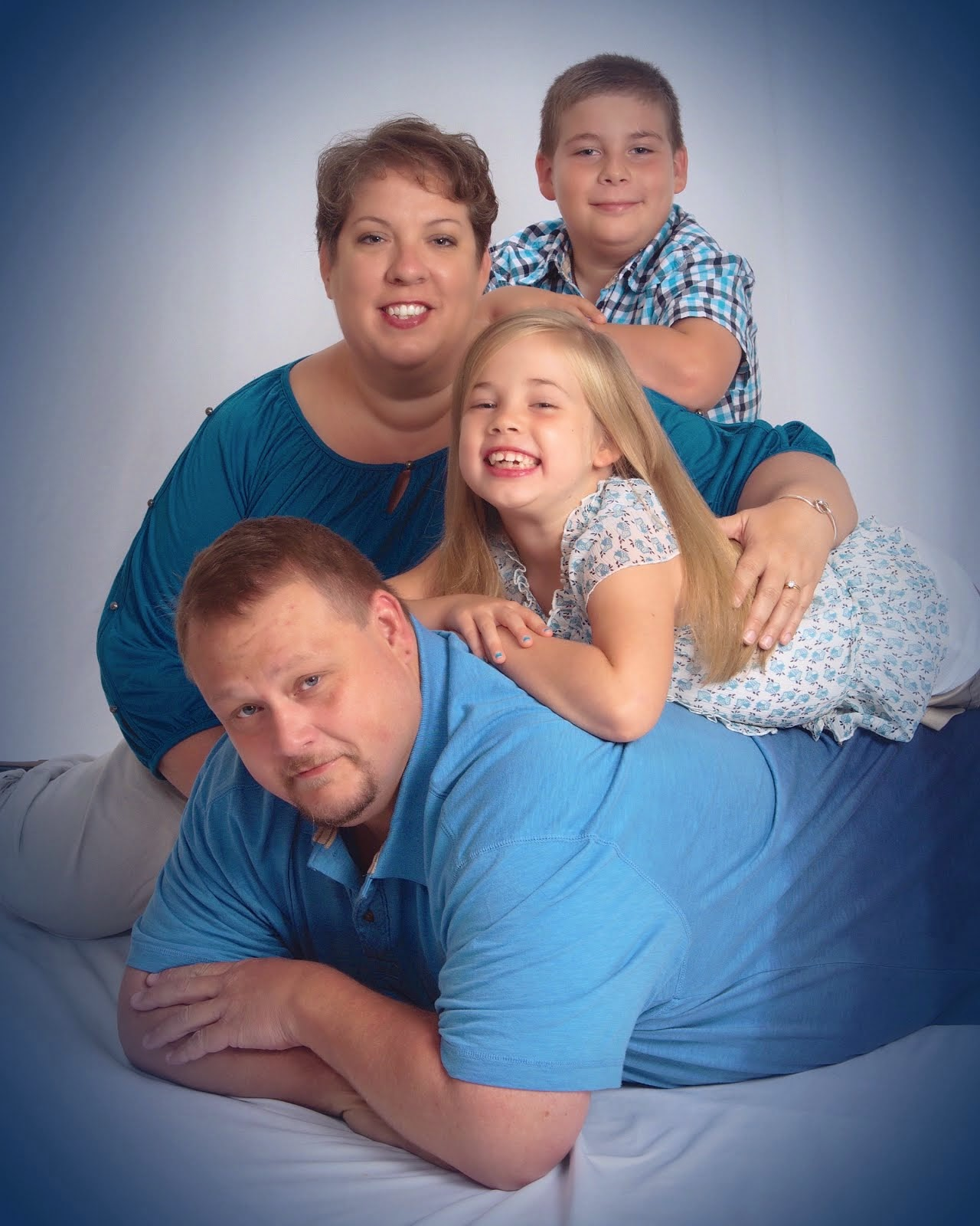 Family Portrait (08/2013)