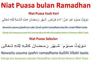 http://muaturunsini.blogspot.com/2013/07/lafas-niat-puasa-bulan-ramadhan-jawi.html