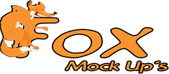 Fox Mock Up's
