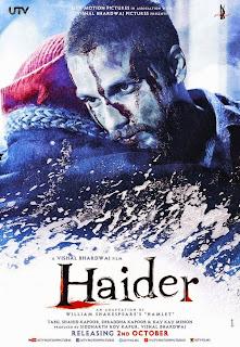 Watch Haider (2014) movie free online