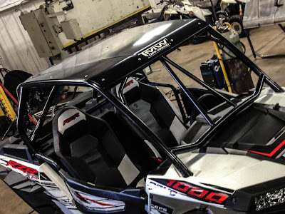 TMW Venom Radius Roll Cage for the Polaris RZR XP1000