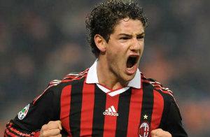 Alexandre Pato, jogador do Milan
