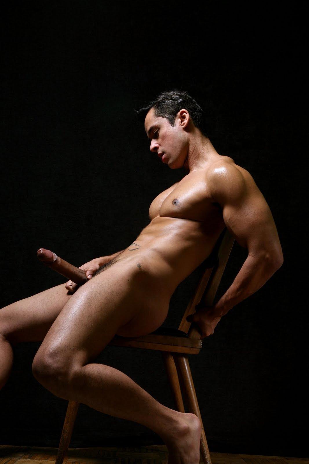 perfect nude male model