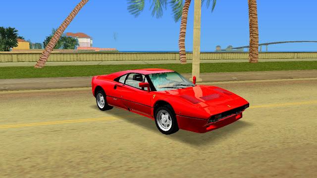 Ferrari 288 GTO GTA Vice City