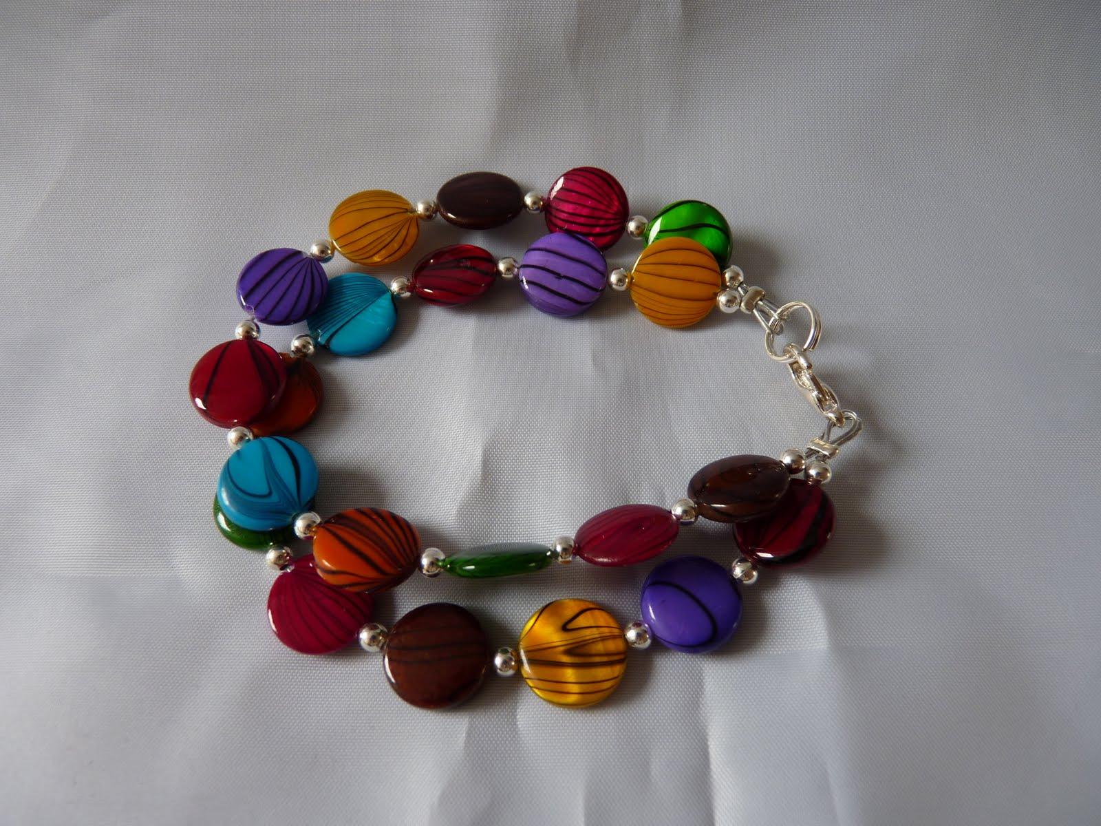 Bijoux d 39 un jour bracelet arc en ciel - Bracelet arc en ciel ...