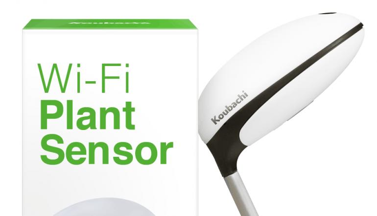 Jeslin 39 s blog - Monitor your indoor plants with the koubashi wi fi sensor ...