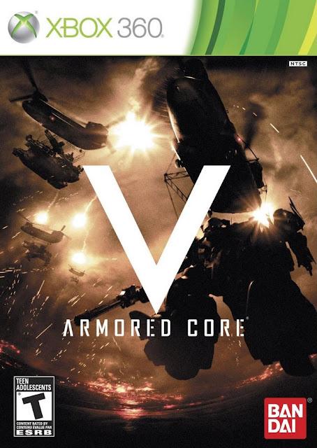 Armored Core V Xbox 360