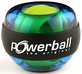 Styrk dit håndled med Powerball