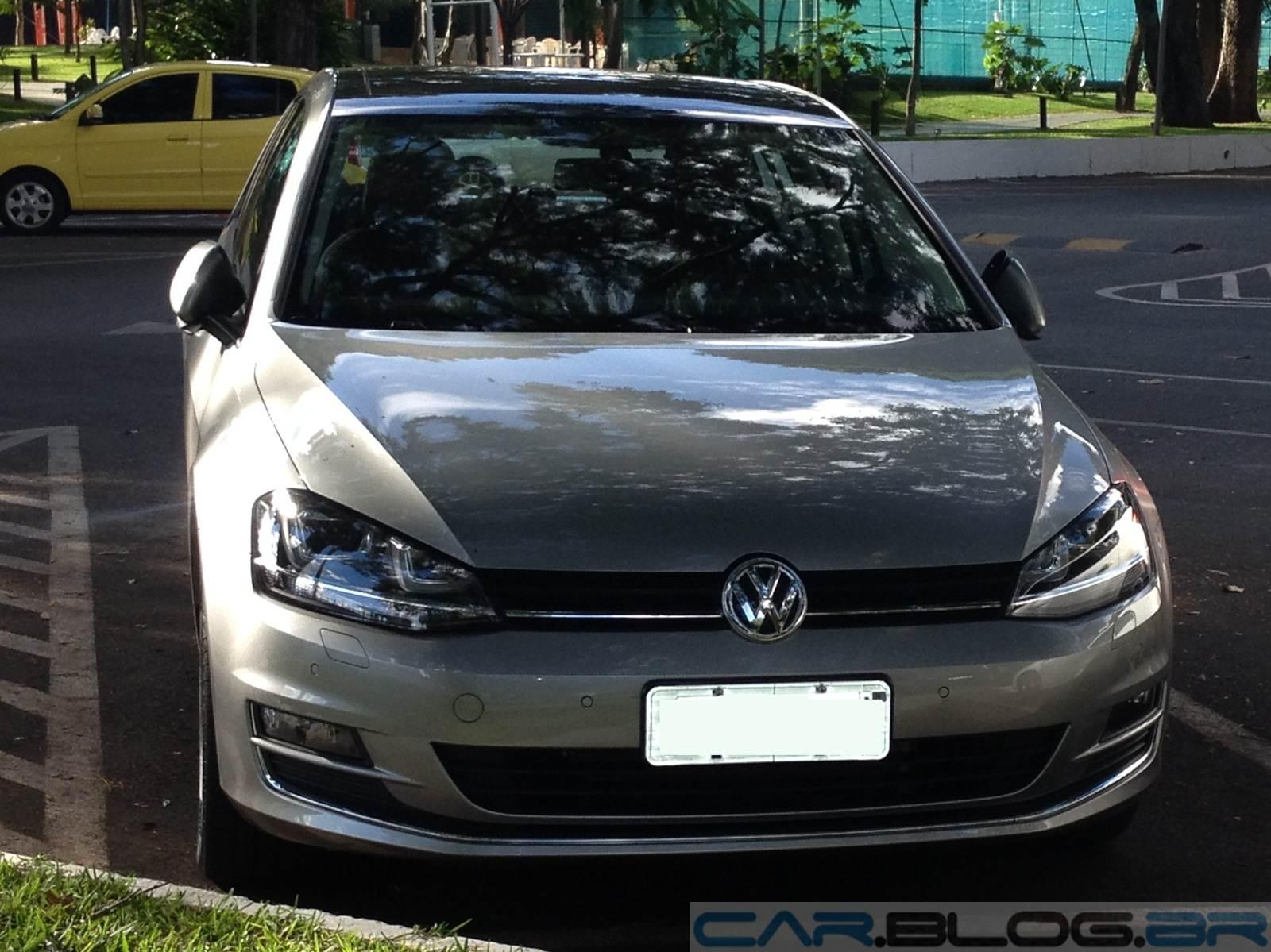 VW Golf Highline DSG Automático - Prata Tungstênio