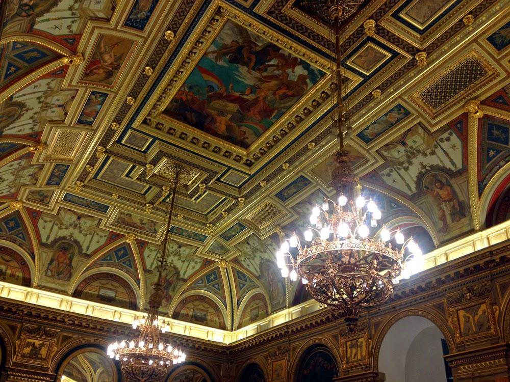 Alexander Book Cafe, Budapest, Hungary