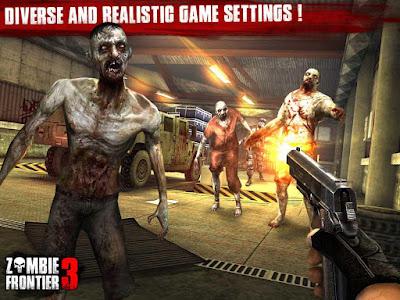 Zombie Frontier 3 v 1.23 MOD Apk