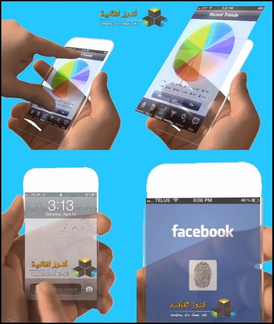 شكل ومميزات أي فون 6 الأنيق , iPhone 6, كلمني على الأي فون, تطبيقات أي فون 6