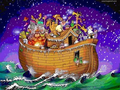 Η κιβωτός του Νώε και τα προβλήματά της ...