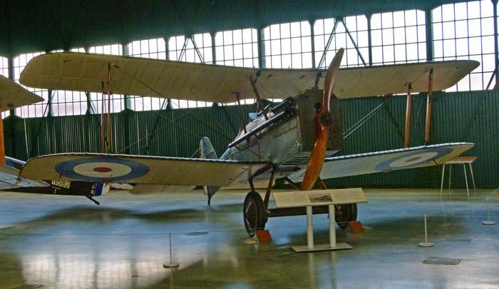 SE5a, RAF, Hendon, museum, Grahame-White