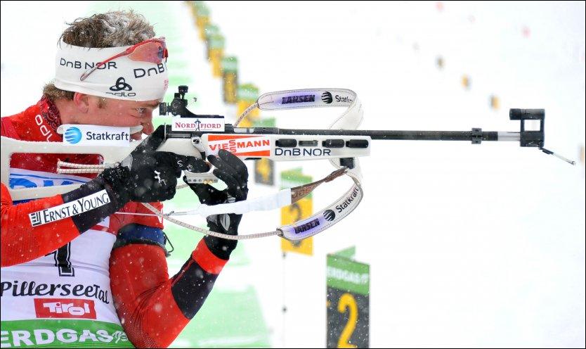 toerrtrening skiskyting blinker