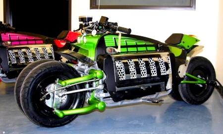 Dodge Motorcycle Tomahawk