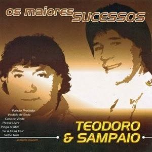 cd teodoro e sampaio os maiores sucessos 2014 baixarcdsdemusicas Teodoro e Sampaio   Os Maiores Sucessos 2014