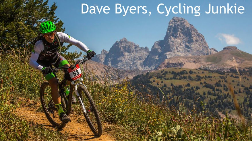 Dave Byers, Cycling Junkie