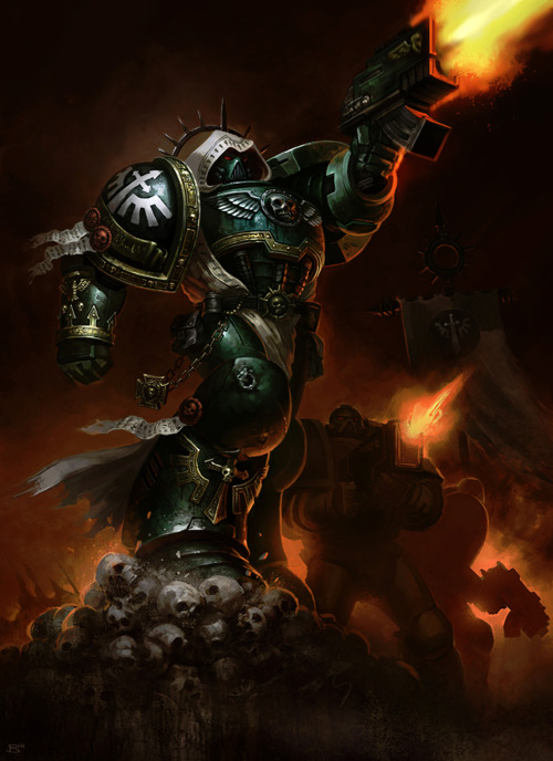 Dark Angels Release Date