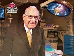 98 years of age, practiced cardiothoracic surgery until 95. How did he do it?
