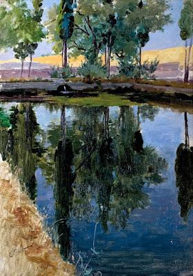 plopi-reflectati-in-rau-enrique-simonet-1918-1923