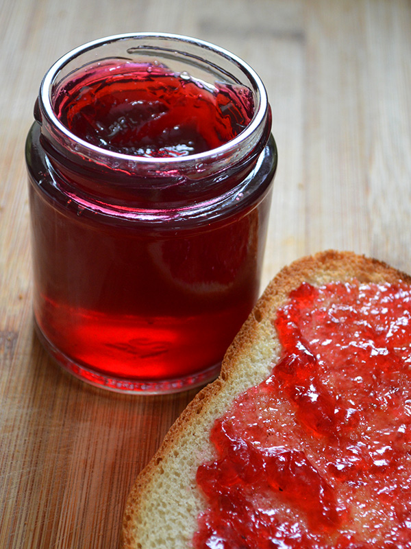 Hedgerow Jelly Recipe Lovely Greens