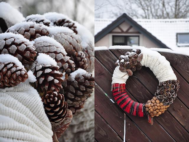 Nasze wianki zimowe