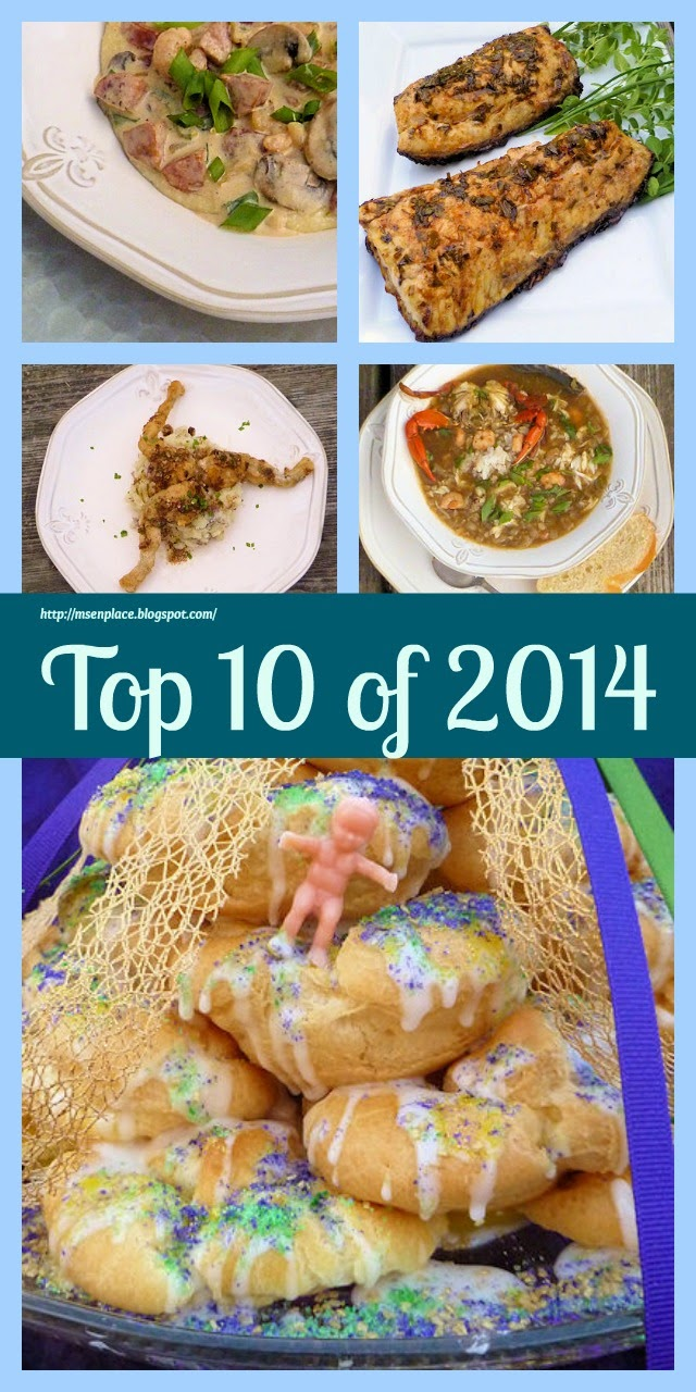 Top 10 Cajun and Creole Recipes | Ms. enPlace