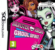 Monster High: Ghoul Spirit (E) | DS Roms