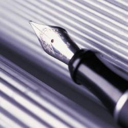 stylo à plume