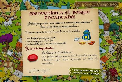 http://www.elbosqueencantado.aecc.es/