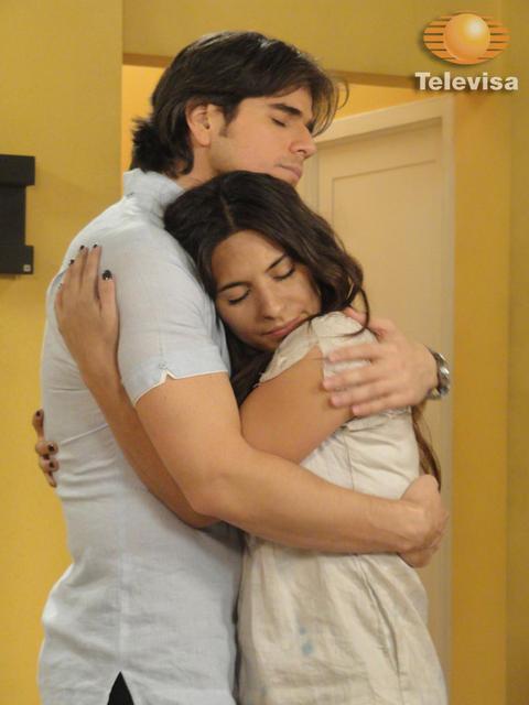Ana Brenda y Daniel Arenas protagonizan la nueva version de Marimar