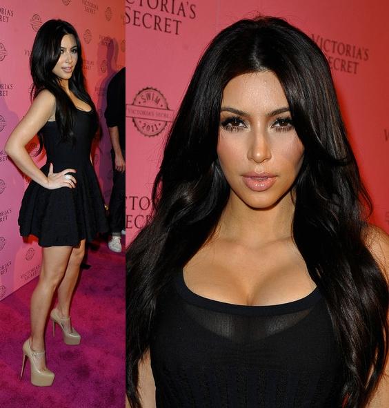 Kim Kardashian Beauty And Style Kim Kardashian Makeup Looks
