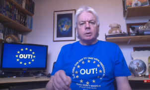 We Support The EXIT EU CAMPAIGN