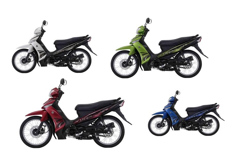 Indogarage 2011 yamaha new vega zr facelift for Yamaha vega price