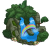 FarmVille Double Waterfall