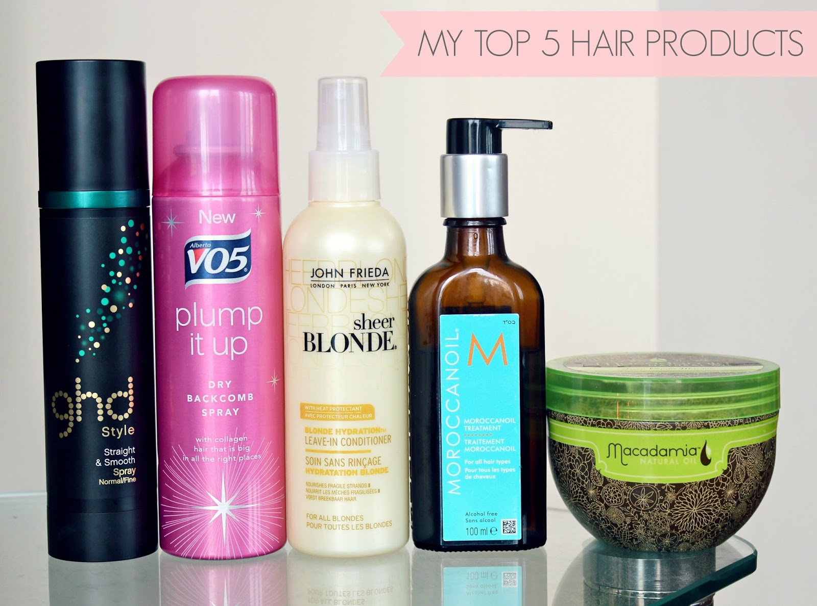 Hair Products, My Top Five Hair Products, Hair care, My Hair care ...