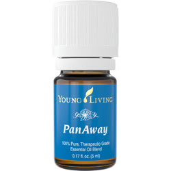Panaway essential oil can ease bodily aches and pains with topical application
