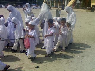 Ammar Latihan Menasik Haji