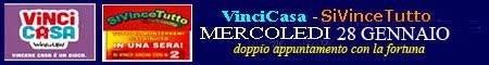 VinciCasa  | SiVinceTutto  |  2015